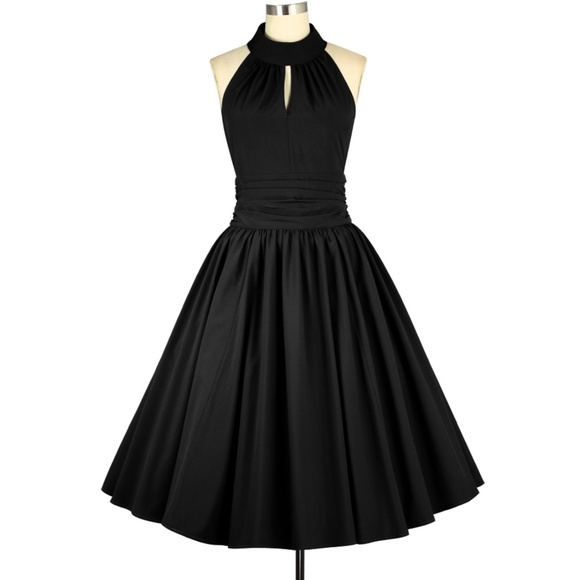 Dresses & Skirts - Plus Size Pin Up Swing Dance Clothing Circle Dress